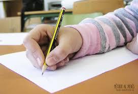 Prensión del lápiz (Escritura - 4) - Método al revés de Lecto Escritura